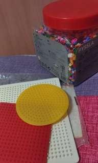 Pyssla beads set