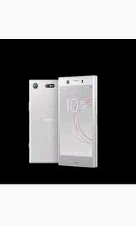 Kredit Sony X Peria XZ1 Compact silver