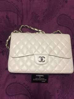 Chanel Jumbo single Flag