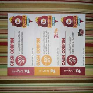 Kidzania Discount Coupons