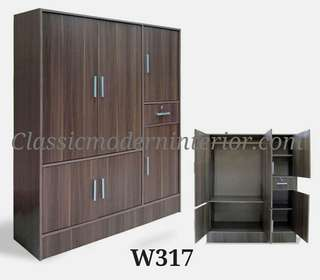 Brand new Wardrobe Cabinet W317