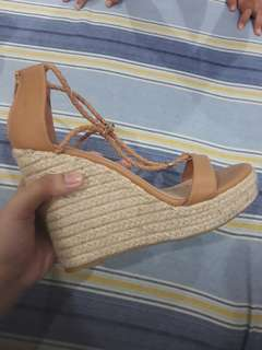 CHARLOTTE RUSSE SANDALS WEDGE FROM USA