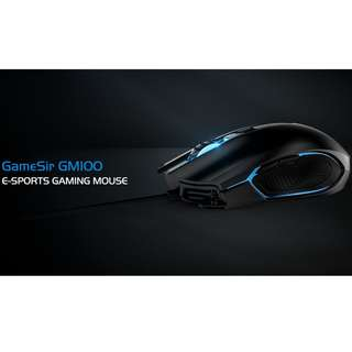 GameSir GM100 Wired Gaming Mouse
