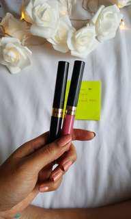 Max Factor Liquid Lipstick