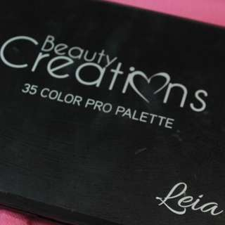 BEAUTY CREATIONS EYESHADOW