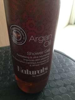 Shower Bath Argan Oil