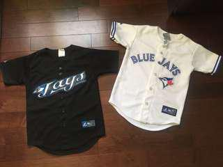 Majestic Toronto Blue Jays Jersey (kids small)