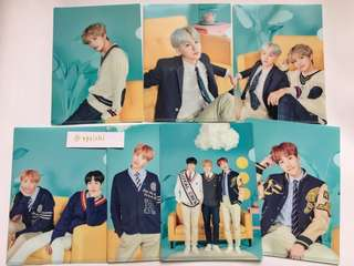 *Clearance* BTS Japan 4th Muster Official Mini L-Holder