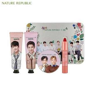 Exo butter moust nature republic