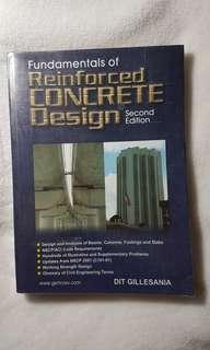 Fundamentals of Reinforced Concrete Design by DIT Gillesania