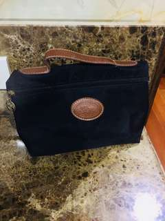 long champ make up kit - authentic