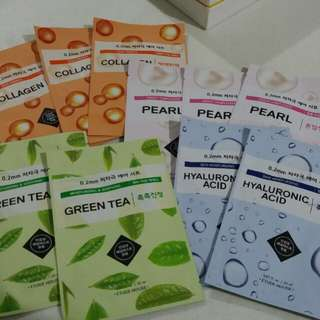 Sale! etude house therapy air mask!