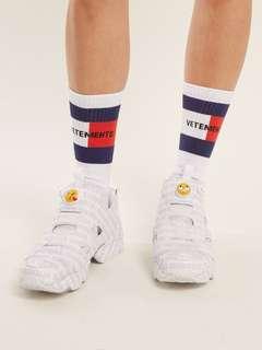 Vetements X Tommy Hilfiger Socks