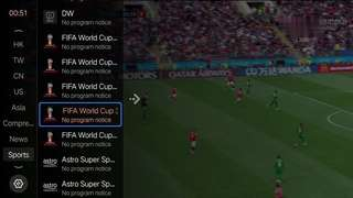 Super stable World Cup package NO LAGGING one months subscription