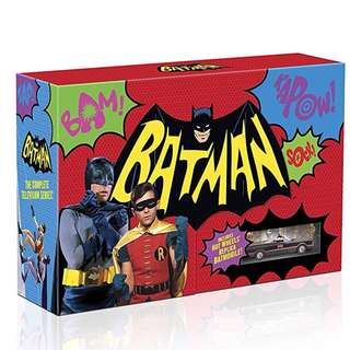 Batman The Complete Television Series Limited Edition Blu-ray  Box Set