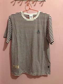 Brown Stripes T-shirt