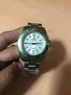 Orient JDM JAPAN MAKO XL Diver Watch