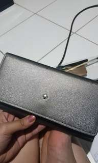 ⚀ [CLEARANCE SALE] Dompet Kate Spade Preloved Silver