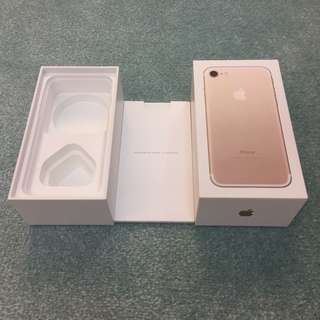 iPhone 7 Box (128Gb)