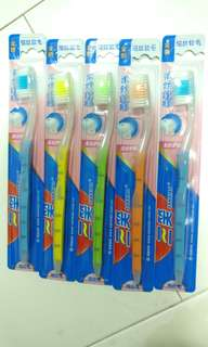 Toothbrush (0.18mm) - 5 for $5