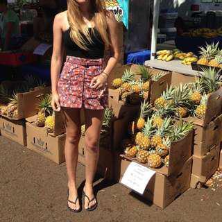 ASOS Pineapple Skirt 🍍