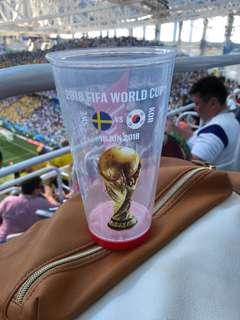 World Cup Russia 2018 - Sweden vs South Korea