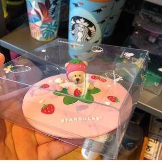 Starbucks Taiwan Bear Cup Cover