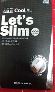 🚚 降價了😂韓國冰絲防曬袖套黑,紫兩色