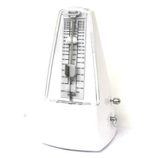 Brand New White Metronome at $80