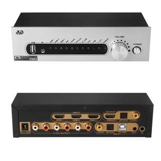 🚚 HDMI All in One Audio Decoder / Extractor