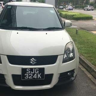 SUZUKI SWIF 1.6(A) 2008 SPORT VERSION