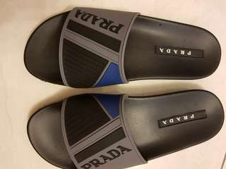 Authentic prada sandals size 42
