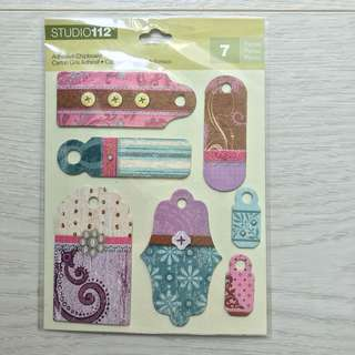 Patterned Tags
