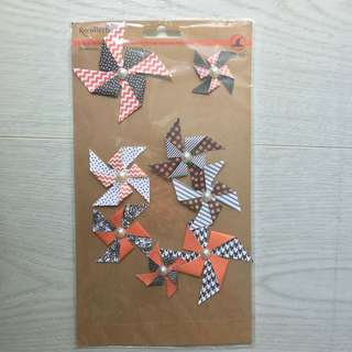 Scrapbook Decor | Windmill