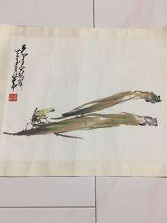 Chinese Painting 赵少昂
