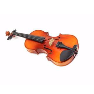 1/10 size violin with case, rosin and bow (For kids 3 - 5 yrs old)