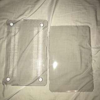 Macbook air 11' clear hard case