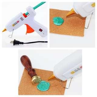 🚚 PO: 🕯Heat Gun For Sealing Wax