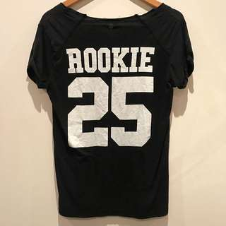 All About Eve 'Rookie' Tee