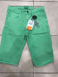 🆕 Zara Boys Short Jeans