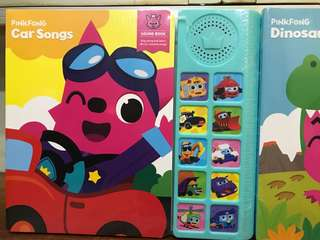 Pinkfong Songs Book