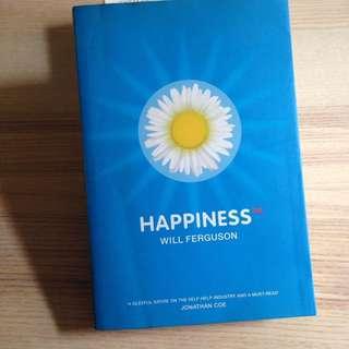 Happiness TM - Will Ferguson #hariraya35