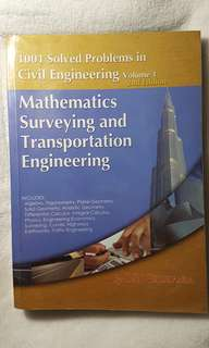 Civil Engineering Reviewer Combo (Set of 6)