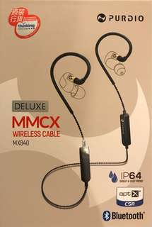 Purdio MX840 Bluetooth MMCX cable