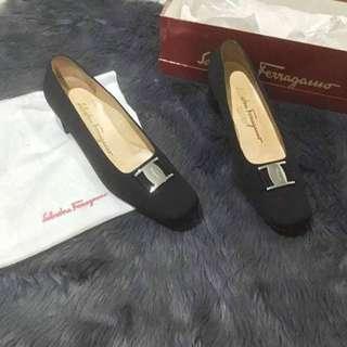 Authentic Ferragamo Closed Shoes