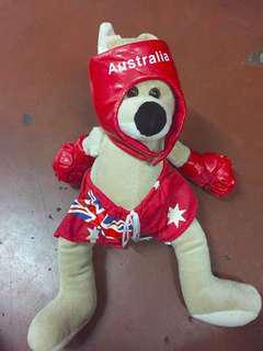 Kangaroo stuff toy