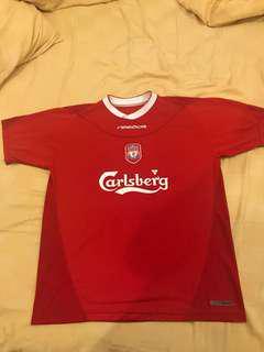 Original Liverpool 2002 Jersey