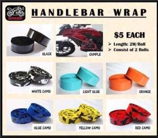 Handlebar / Crashbar Wrap