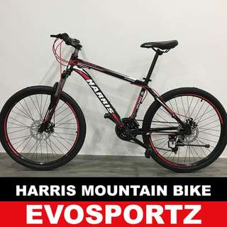 🚚 Harris Mountain Bike