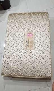 Seahorse fold mattress (single)